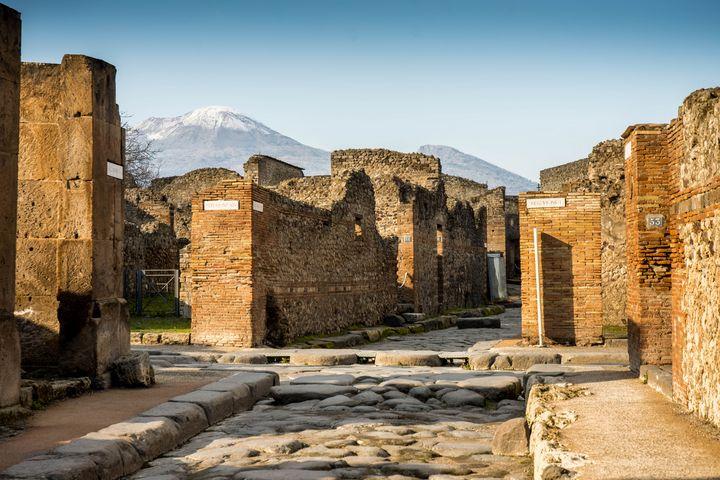 Pompeii. - Krzysztof Bozalek.