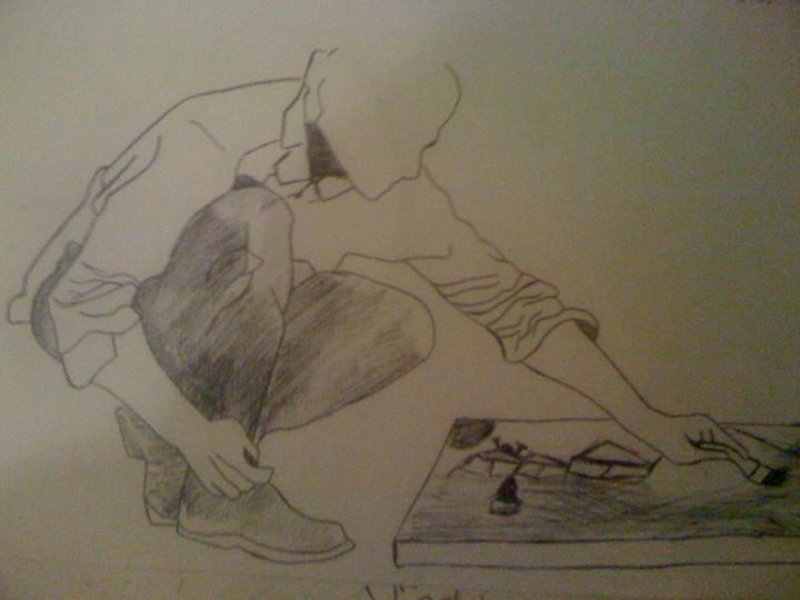 drawing - anasse's drawing