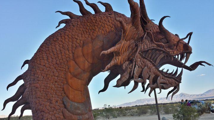Metal Dragon - David Wood