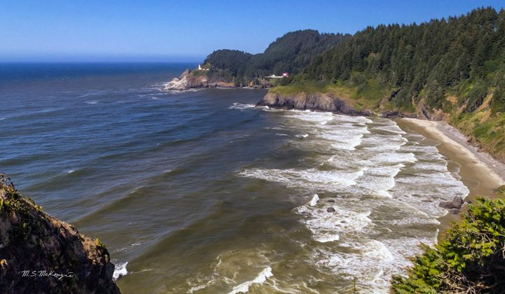 Heceta Head and Devil's Elbow S.P. - Saco River Art & Photography