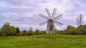 Boyd's Windmill, Portsmouth, RI