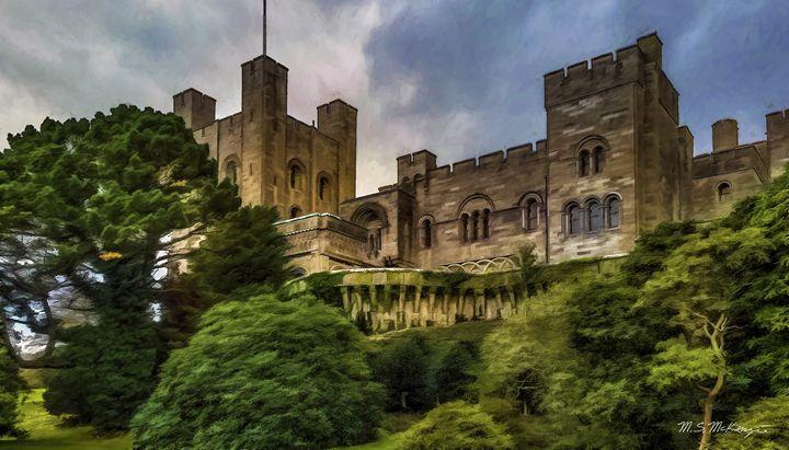 Penryn Castle - Saco River Art & Photography