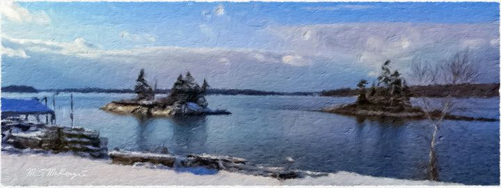 Lookout Point - Saco River Art & Photography