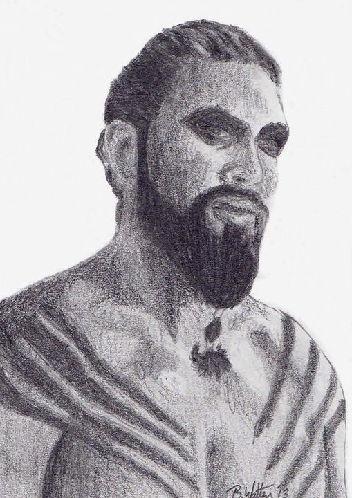 Khal Drogo - Watters Art