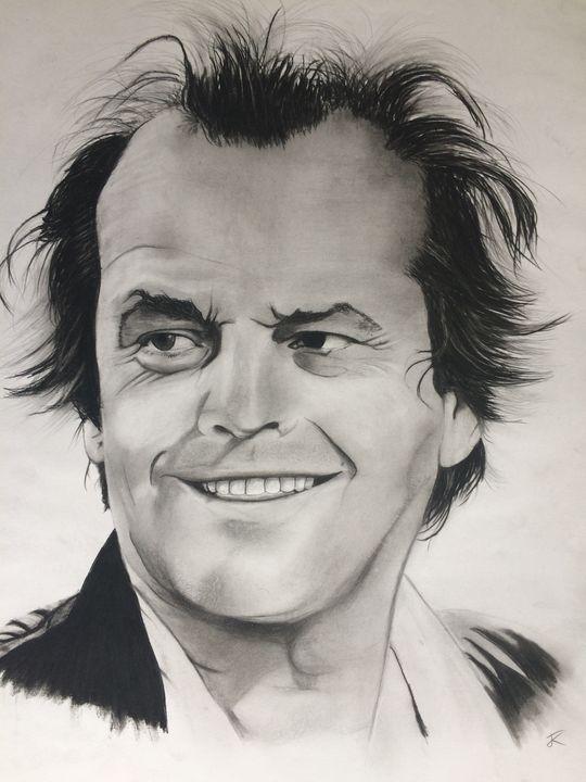 Jack Nicholson - Keybart