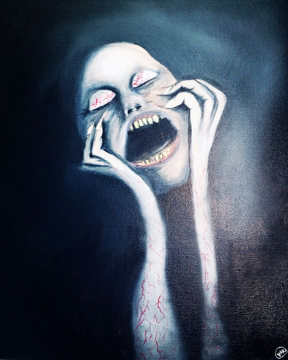 The Scream - Keybart