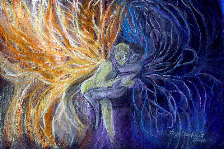 Angels Embrace - RoyAllenHunt