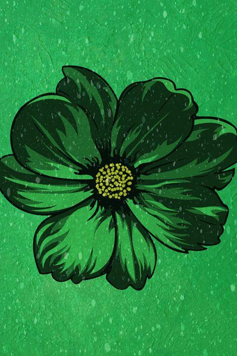Flower (Green) - William Bell
