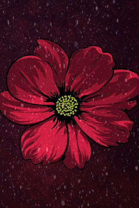Flower (Pink) - William Bell