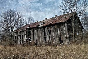 Kentucky Barn - William Bell