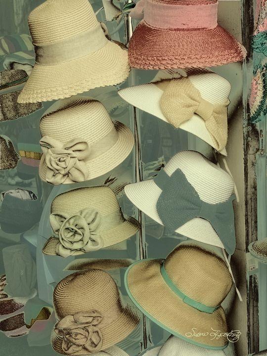 STRAW HATS - SHAYNA PHOTOGRAPHY