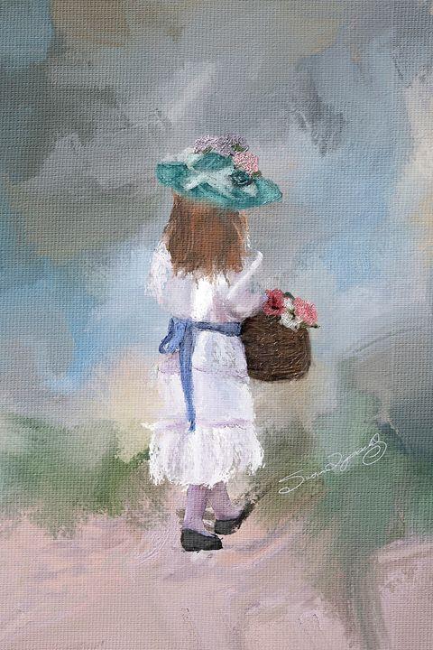 FLOWER GIRL 2 - SHAYNA PHOTOGRAPHY