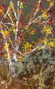 TOUCH OF FALL by Susan Lipschutz