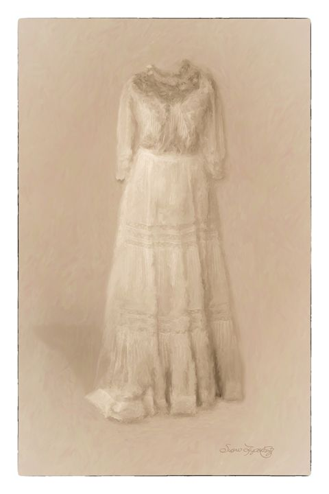 VICTORIAN WEDDING DRESS - SHAYNA PHOTOGRAPHY