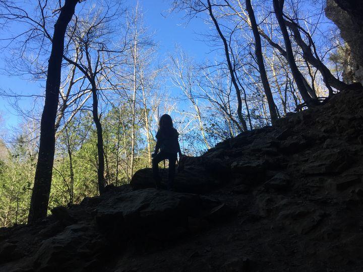 Appalachian trail hike - Chelsie Edmondson