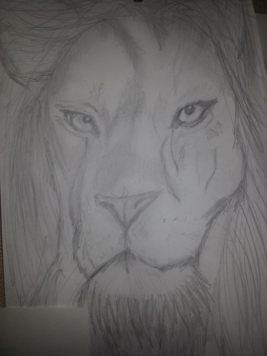 Lion king - Mindful creations