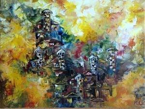 Svaneti - Ketevan Gordeziani Art