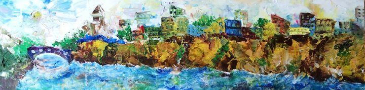 Tbilisi - Ketevan Gordeziani Art