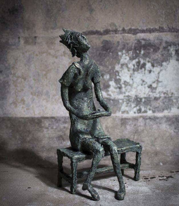 Queen Gertrude - Lionel Le Jeune
