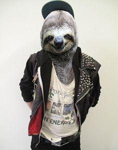 Sloth Punk