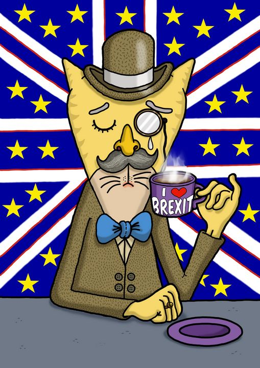 Freshly Brewed Brexit - Uyanik