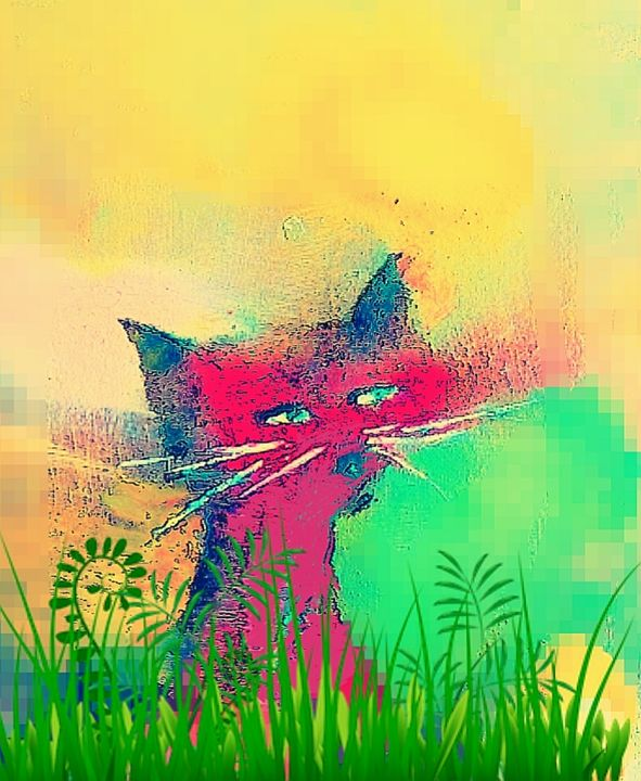 Cat - Sharron Rosa Giles