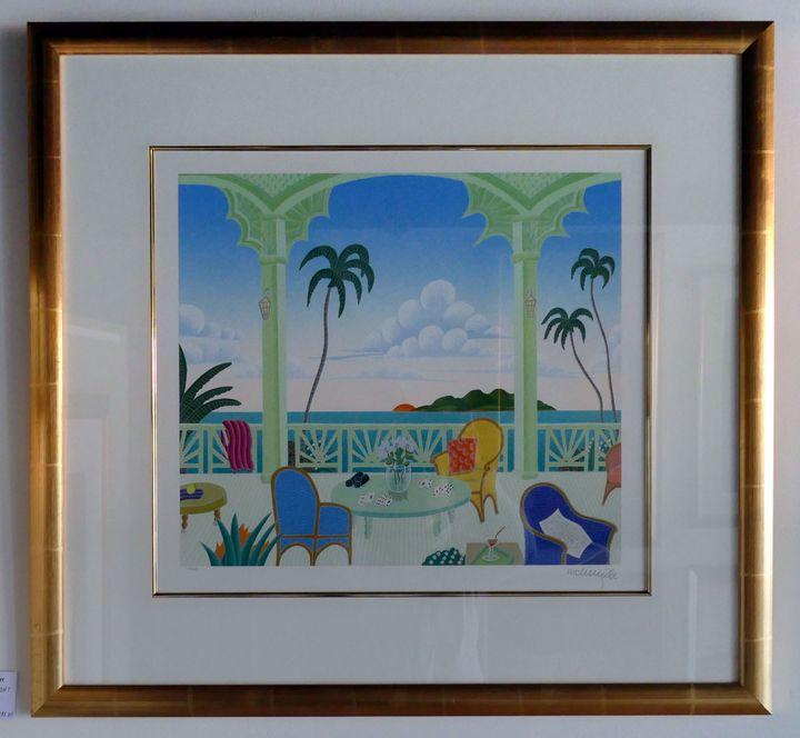 Caribbean - Thomas McKnight - Frame of Mind