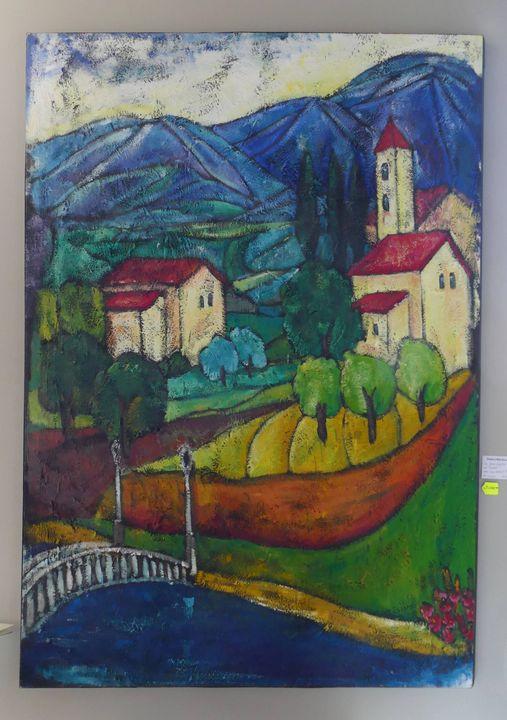 Tuscany - Maya Eventov - Frame of Mind