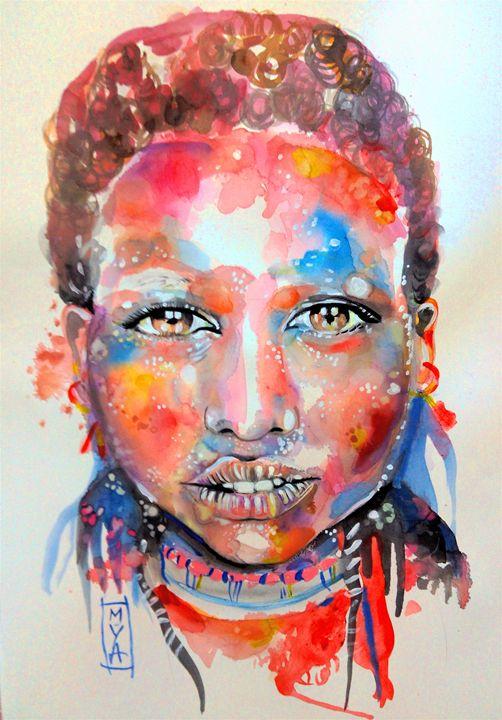 MALI BOY - MYA Mounia Lazali
