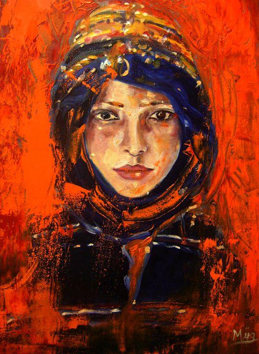 MARIQUINES II - MYA Mounia Lazali