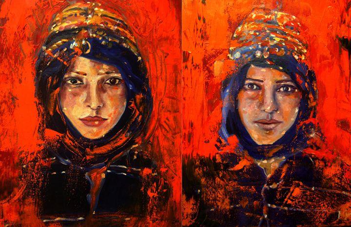 MAROQUINES - MYA Mounia Lazali