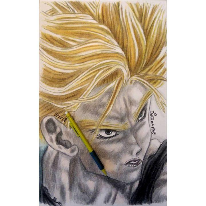 Trunks - Art of Dean Murphy