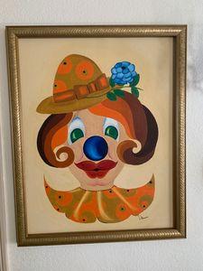 'Clown'Lari Pittman