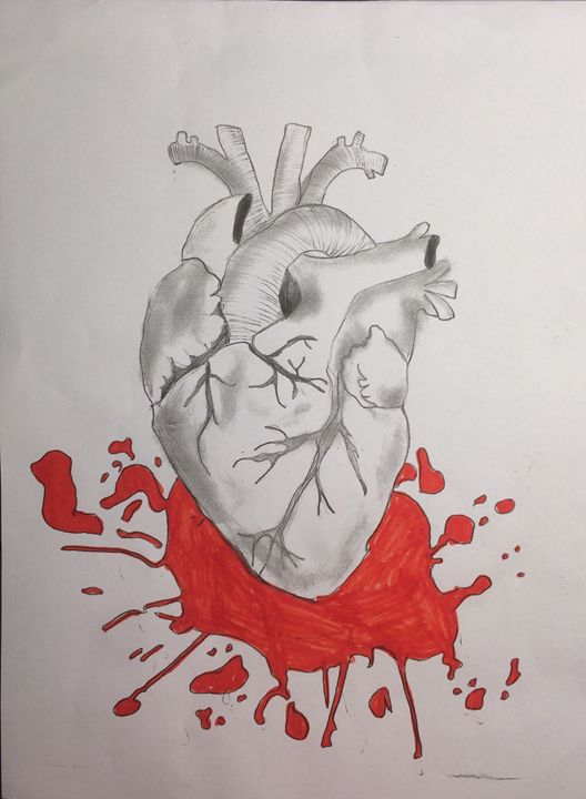 Stolen Heart - John's Sketches