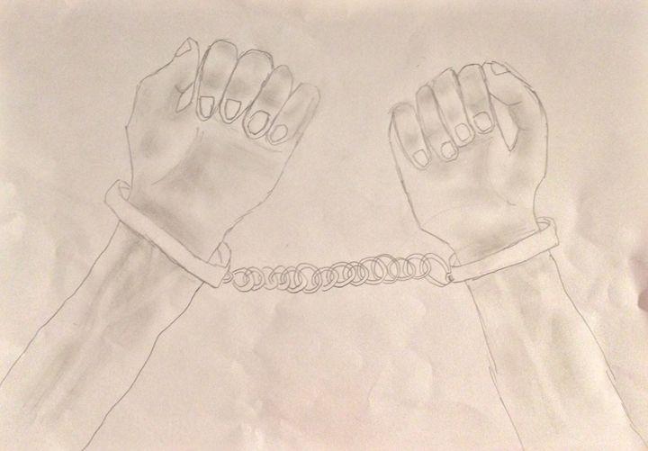 Chains & Handcuffs - John's Sketches