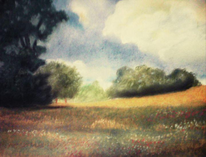 Field 0f Color - Jeffrey Miller