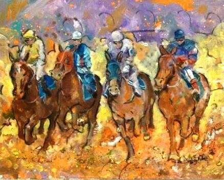 Derby Day - Jeffrey Miller