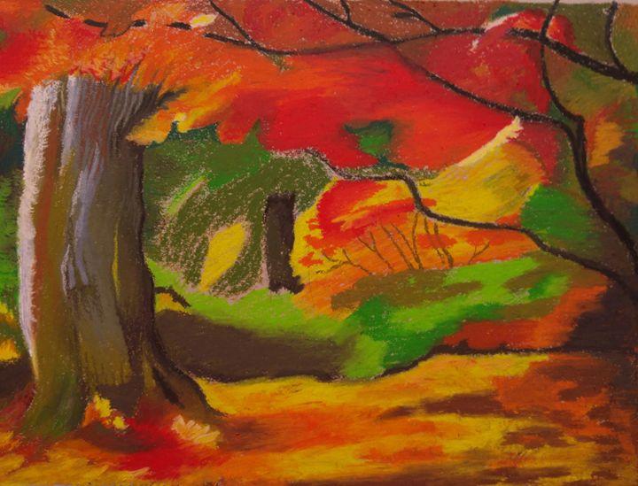 woods - natalija's gallery