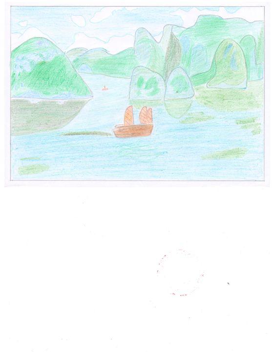 VN003 - Blue River VN