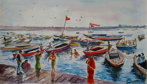 Ferries of the Ganges