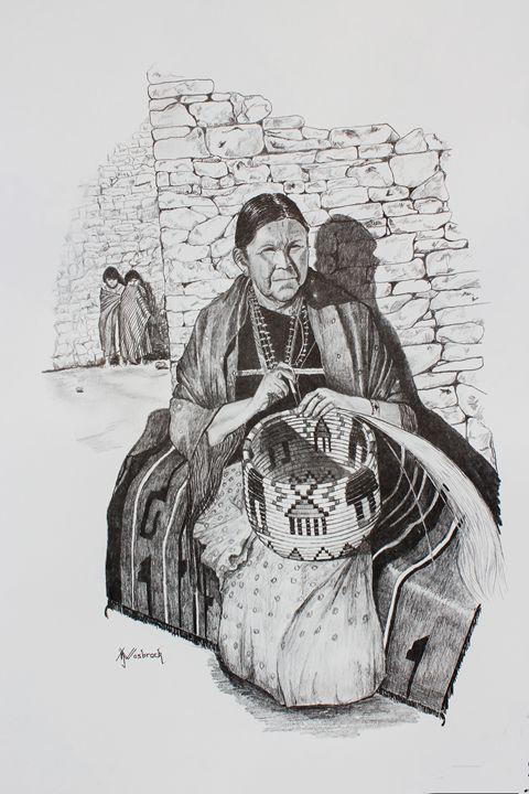 The Basket Weaver - TJ Wesbrock
