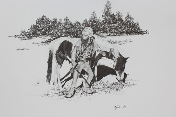 Paint Pony - TJ Wesbrock