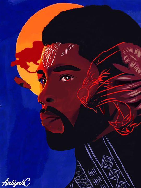 Black Panther - Artwall