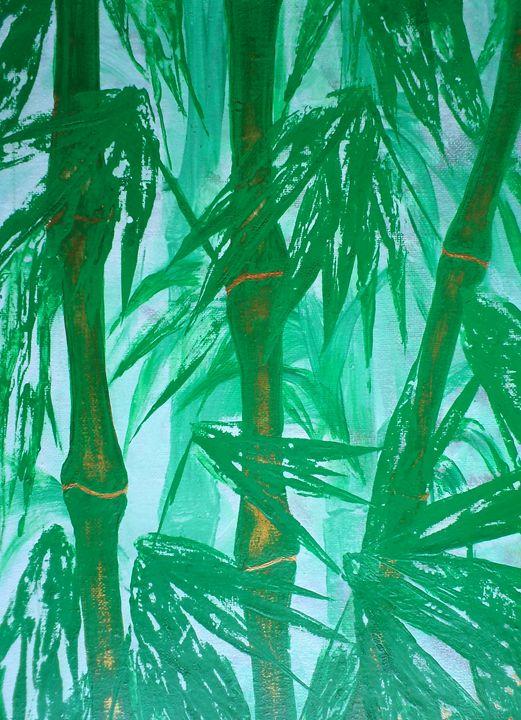 Bamboo. - Angelina
