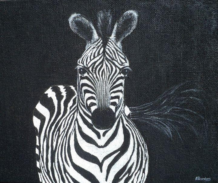 Zebra. - Angelina