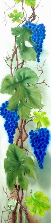 Blue Grape. - Angelina