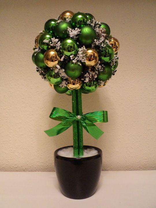 "New Year Tree ""Riet"". - Angelina"