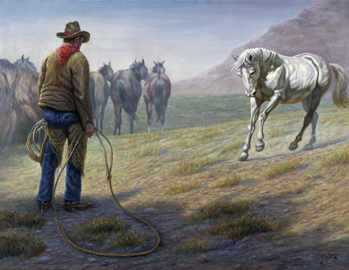 The Standoff - Gregory Perillo