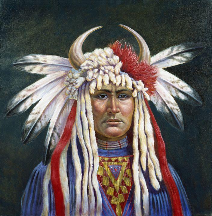 Crazy Horse - Gregory Perillo