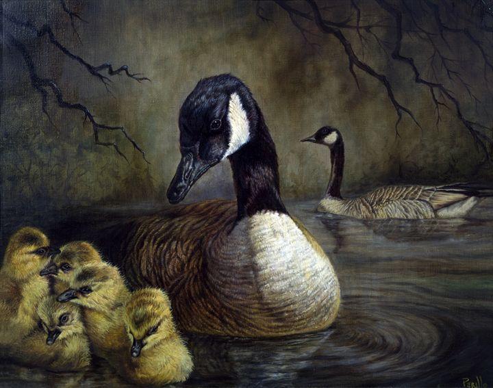Spring Family - Gregory Perillo